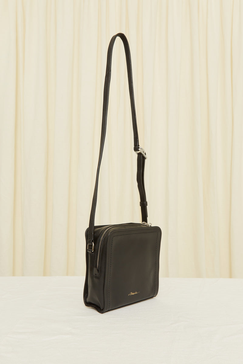 MINI HUDSON SQUARE CROSSBODY BAG