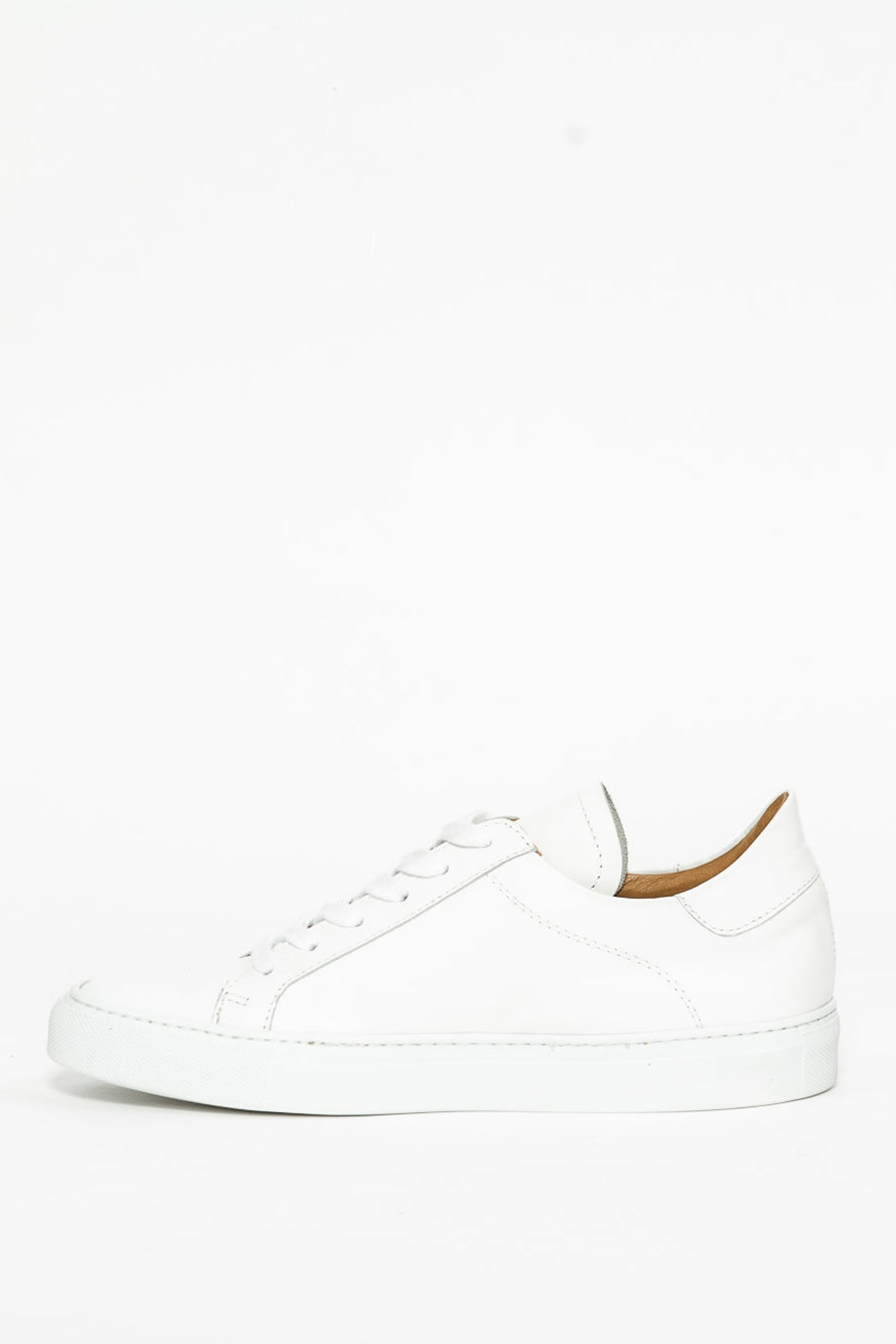 MADISON ET CIEKATE LEATHER LOW TOP SNEAKERS27559