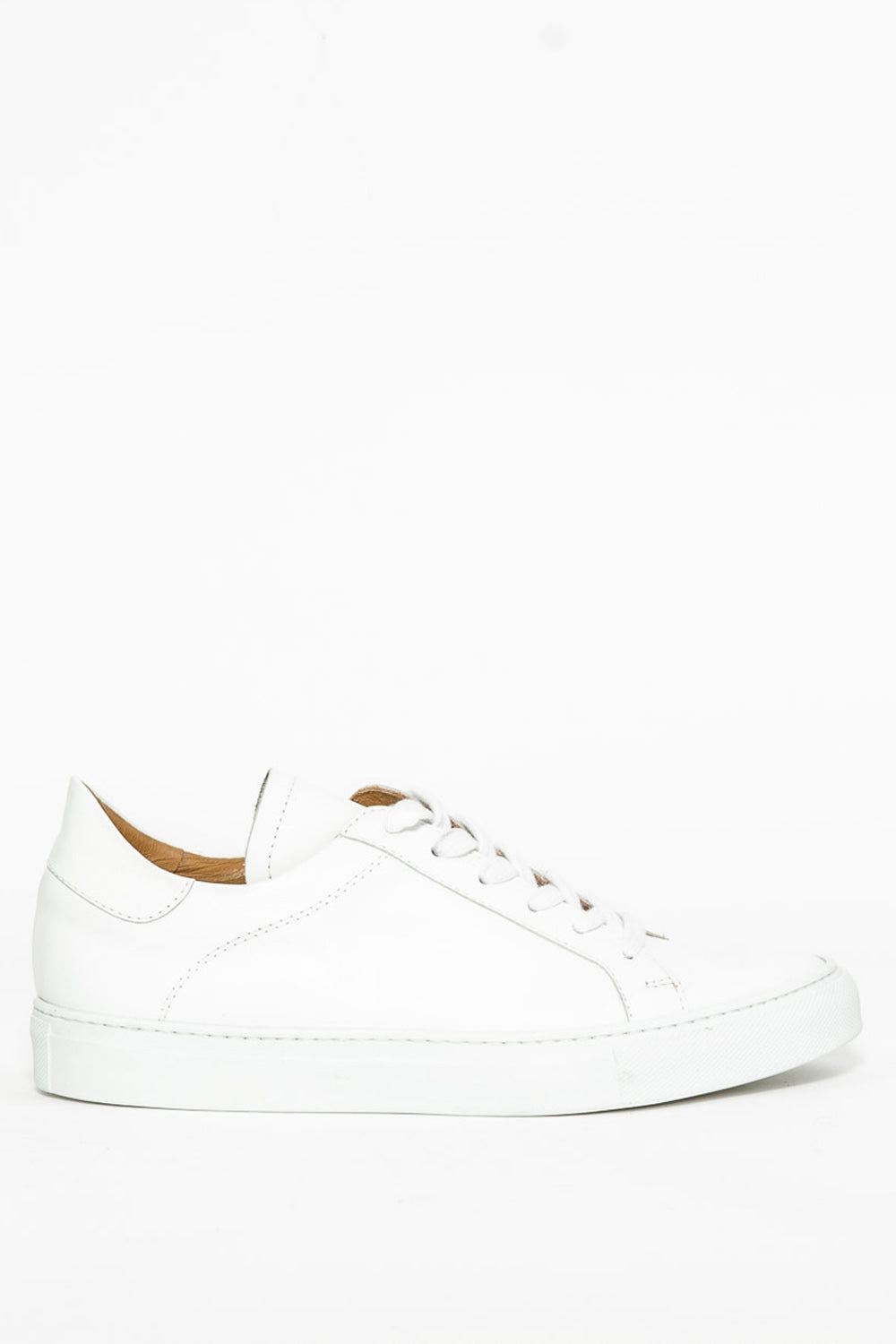 MADISON ET CIEKATE LEATHER LOW TOP SNEAKERS27563