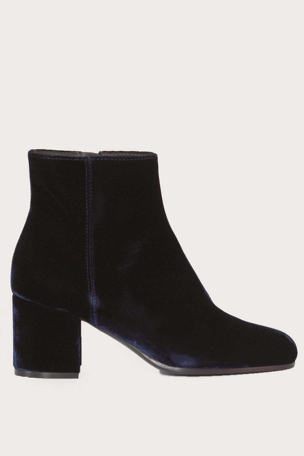 MADISON ET CIEMIA VELVET BOOTIES27675