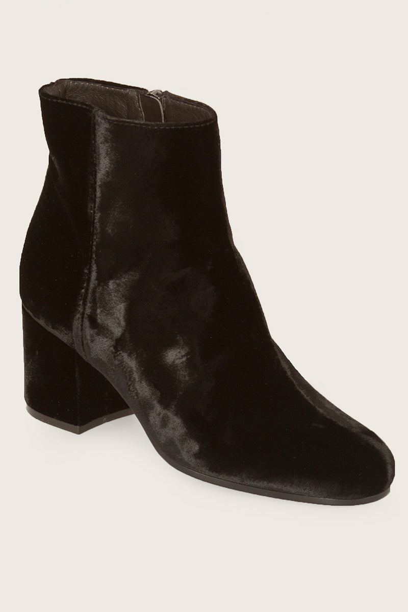 MADISON ET CIEMIA VELVET BOOTIES27674