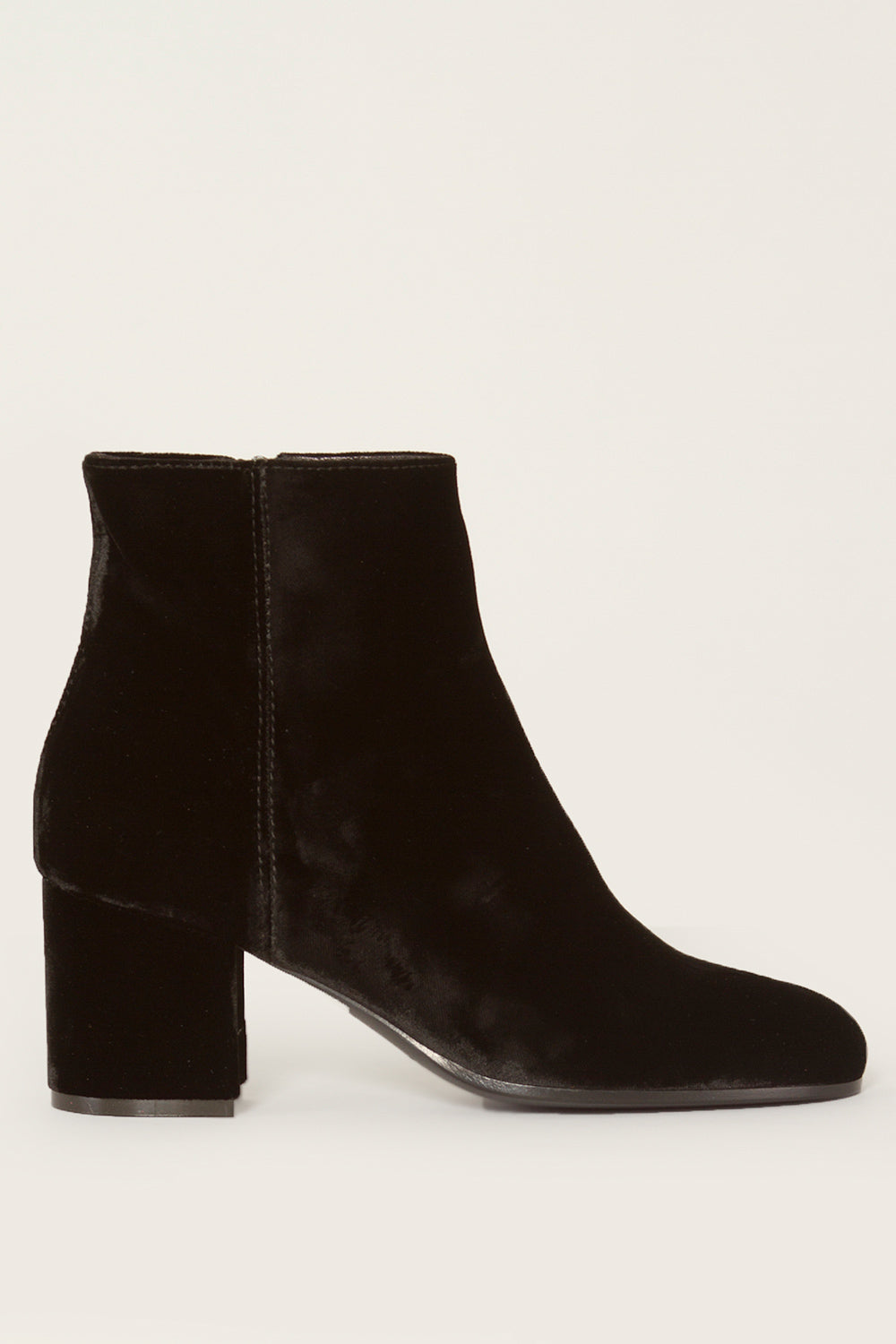 MADISON ET CIEMIA VELVET BOOTIES27515