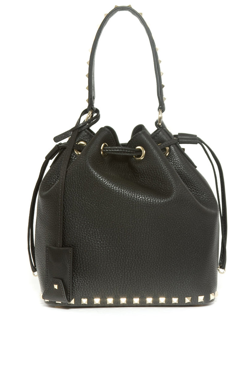 Rockstud Bucket Bag