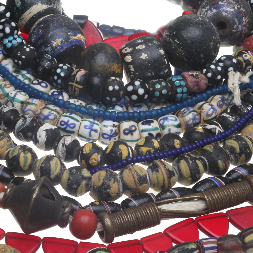 African Trade Beads Rita Okrent Collection