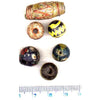 Ancient glass bead, Middle East