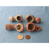 Ancient Ceramic Pipe Bowls, Egypt - AN205