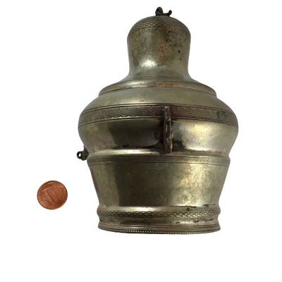 Vintage Torah Finial - Rimon, North Africa - Rita Okrent Collection (J065)