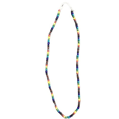 Indonesian Multicolor Glass Beads - Rita Okrent Collection (NP047)