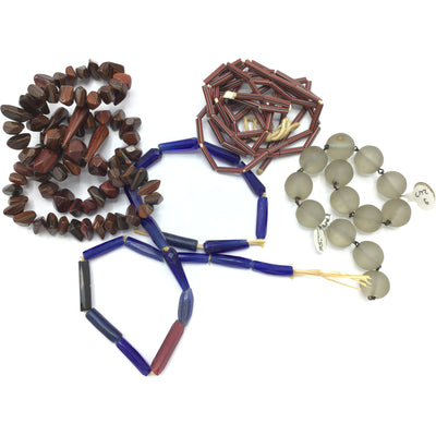 Group of 4 Strands of Beads - Rita Okrent Collection (AT1639b)