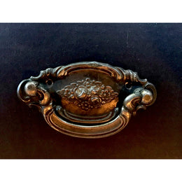 Antique Silver Drawer Handle, England - Rita Okrent Collection (AA261b)