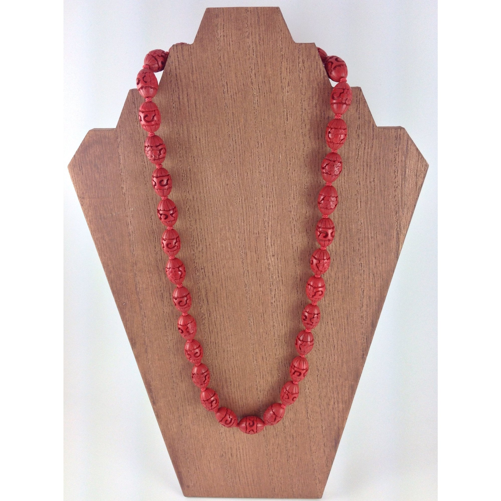 sterling crimson necklace silver pearl revere products