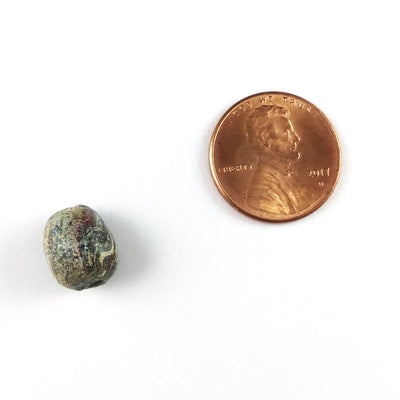 Roman Era Glass Bead from Syria - Rita Okrent Collection (AG004b)