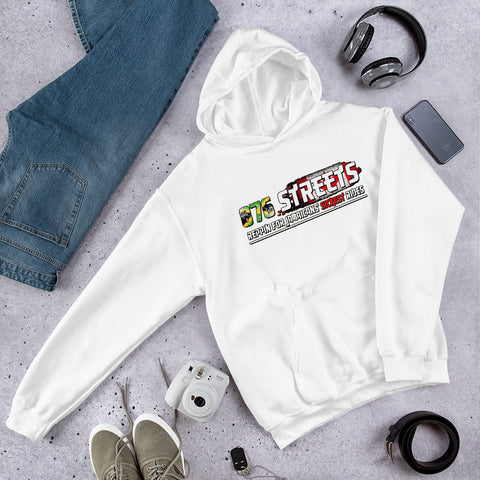 "876 Streets ""Canada Edition"" Hoodie (Limited Edition)"