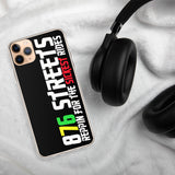 876 Streets iPhone 11 Pro Max Case
