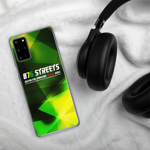 876 Streets Samsung Cases