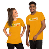 876 Streets Logo Colored Unisex T-Shirts