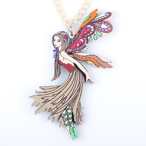 Fairy Doll  Necklace