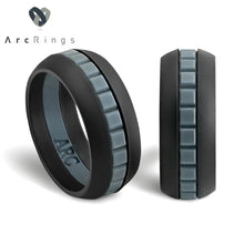 ArcRings Classic Silicone Ring — Classic Black - ArcRings
