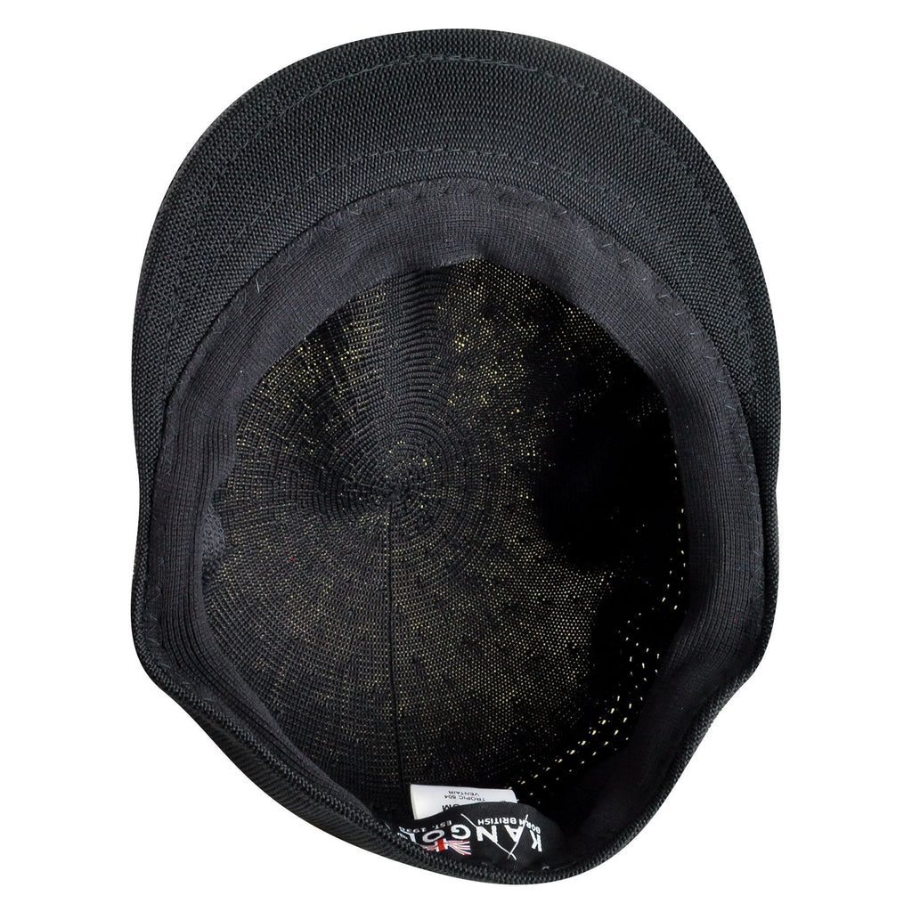 KANGOL TROPIC 504 BLACK INSIDE