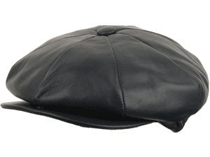 6961ee5c The Lambskin 8/4 Newsboy Cap - Mike The Hatter