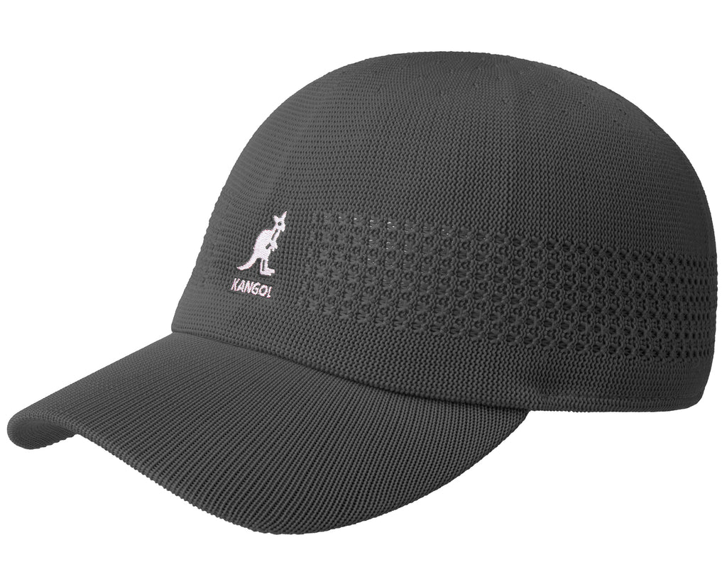 KANGOL TROPIC SPACECAP CHARCOAL