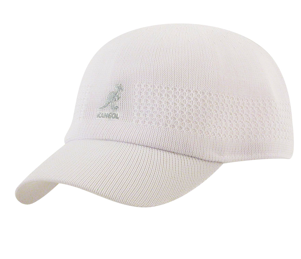 KANGOL TROPIC SPACECAP WHITE