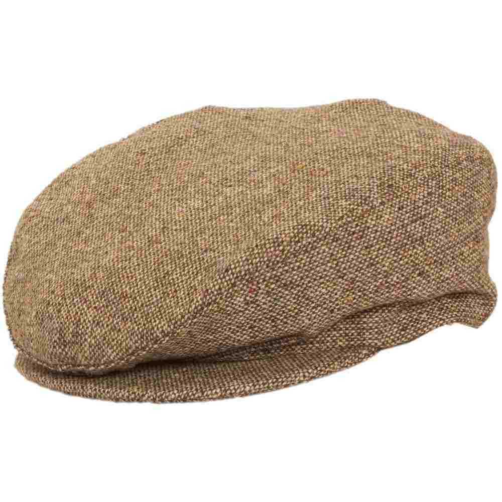 The Tweed Ivy Cap - Mike The Hatter 6a0d78869bb