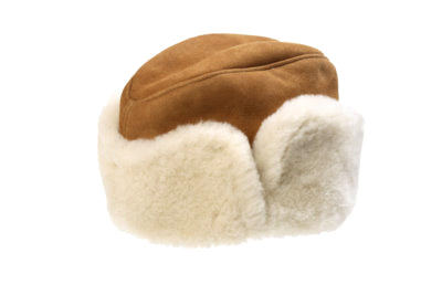 CROWN SHEARLING DIPLOMAT CAMEL
