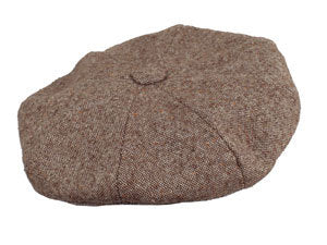 The Tweed 8 4 Newsboy Cap - Mike The Hatter 5518fa6f09d
