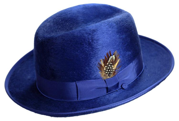 SELENTINO ALPHA BEAVER HOMBURG ROYAL