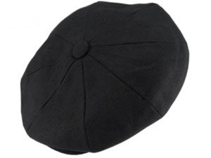 CAPAS LINEN BIG APPLE BLACK