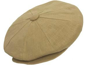 CAPAS LINEN BIG APPLE CAMEL