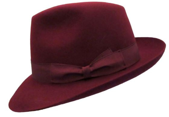 The Alessandria Como Fedora - Mike The Hatter bd143d1d259