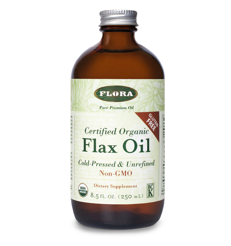 Flax Oil Certified Organic