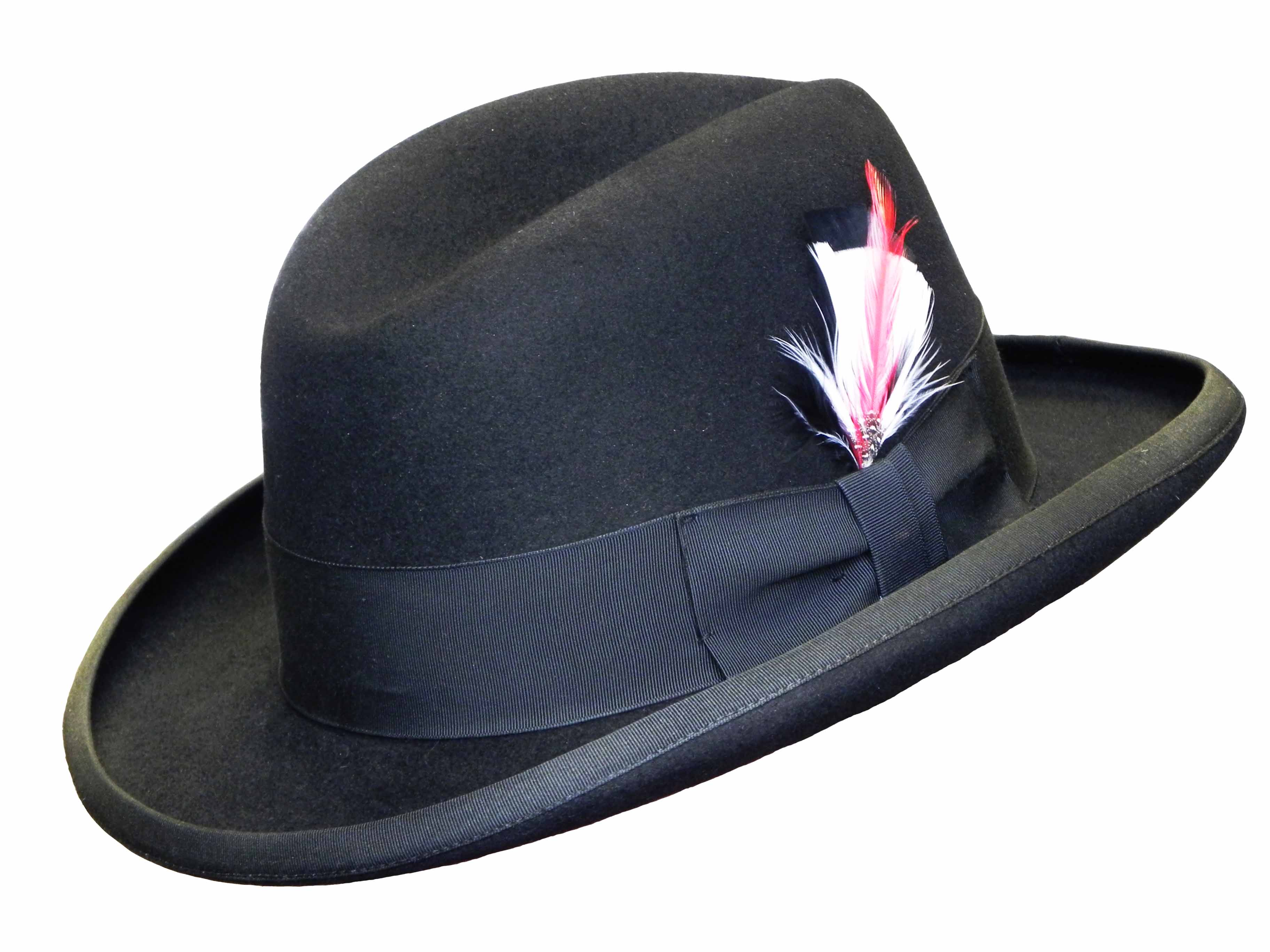 The Homburg Mike The Hatter Some guys like to wear their homburg for all occasions, though, and that's just. the homburg