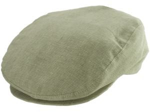 The Linen Ivy Cap