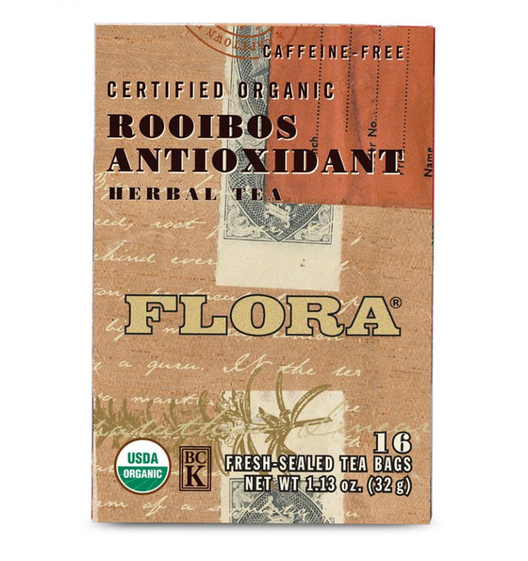 Herbal Tea Blend - Rooibos Antioxidant