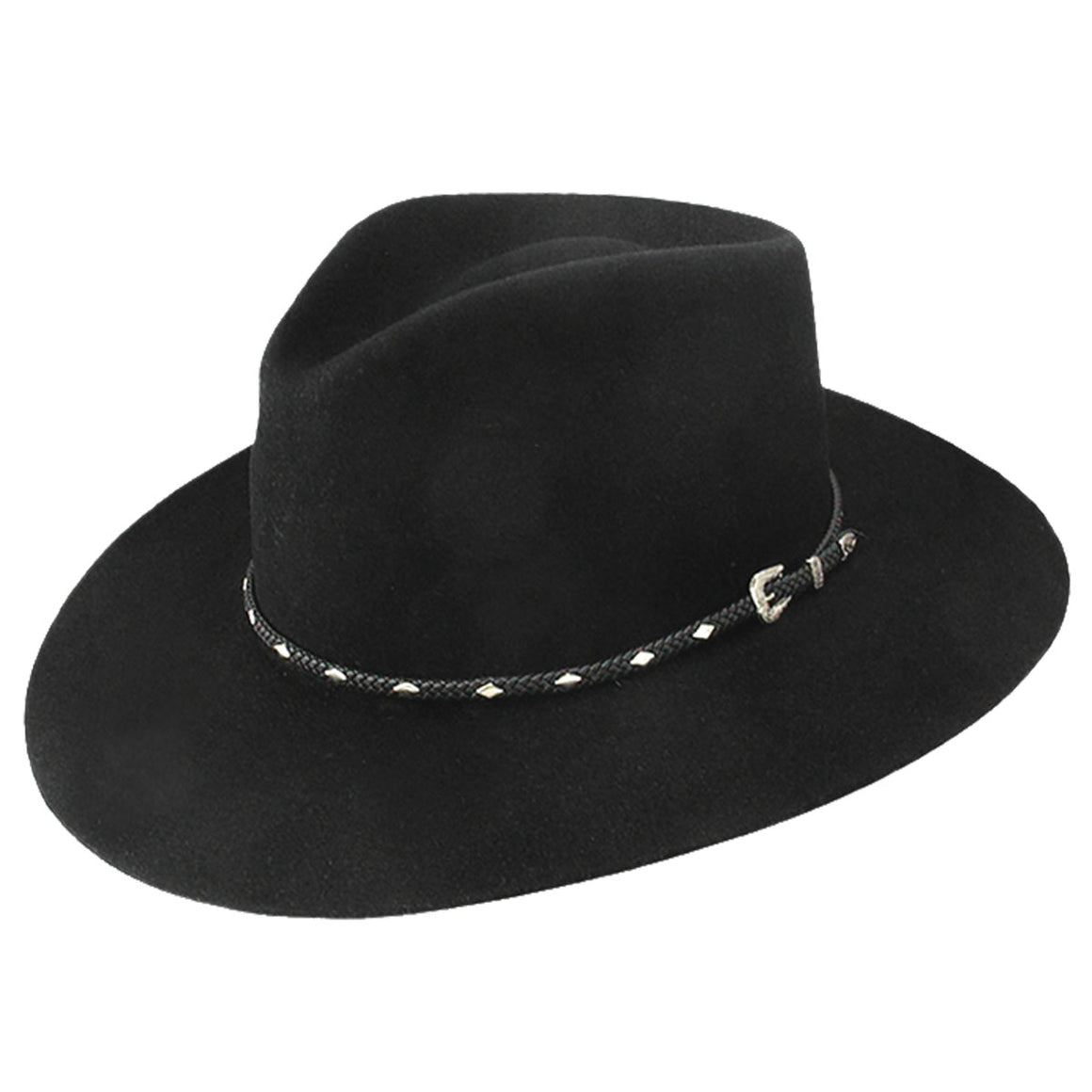 STETSON DIAMOND JIM BLACK