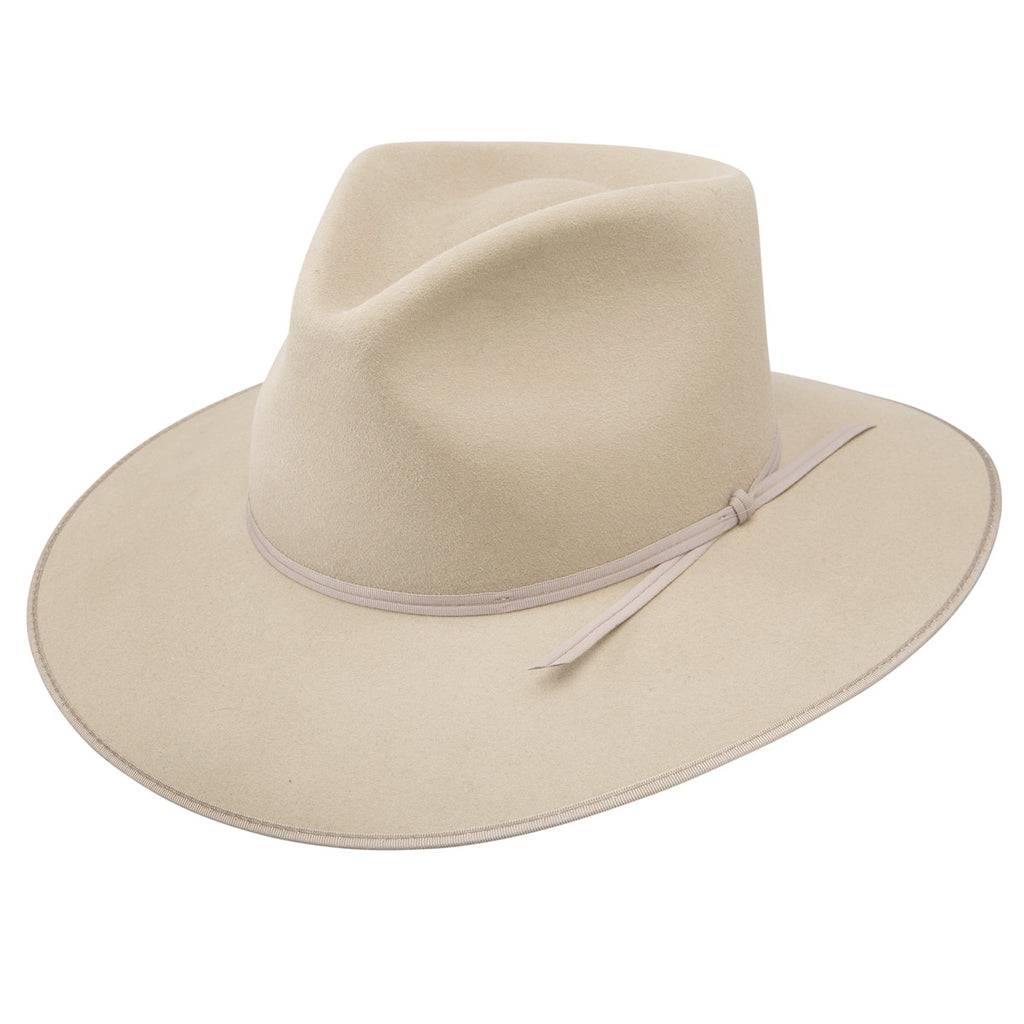 STETSON DUNE SILVER BELLY