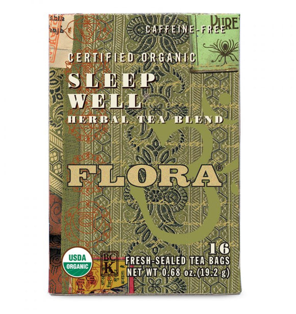 Herbal Tea Blend - Sleep Well