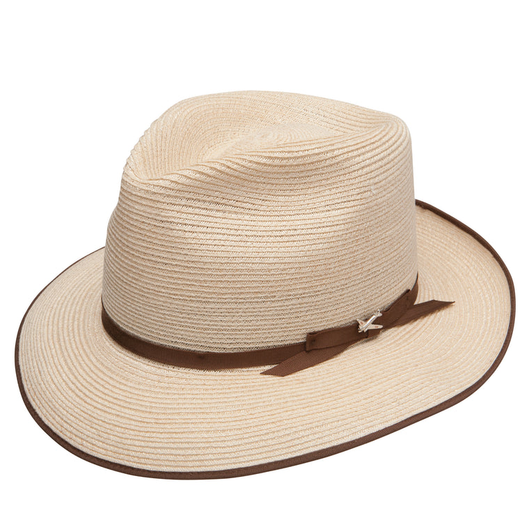 STETSON STRATOLINER HEMP NATURAL