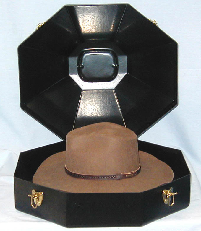 WESTERN HAT CAN OPEN