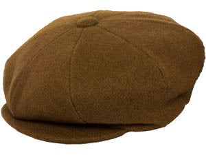 WOOL NEWSBOY COFFEE