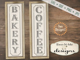 Bakery-Coffee Vertical - SVG