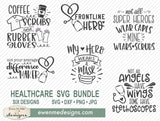 Healthcare Worker Bundle - SVG