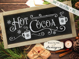 Hot Cocoa - SVG