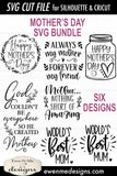 Mothers Day Bundle - SVG