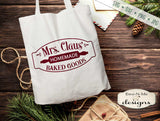 Mrs Claus' Baked Goods - SVG