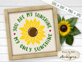 My Only Sunshine - SVG