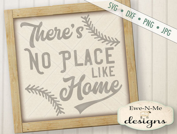 There's No Place Like Home - SVG